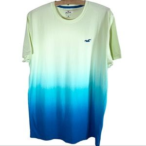 2for $30 Hollister Cotton gradient tee Large